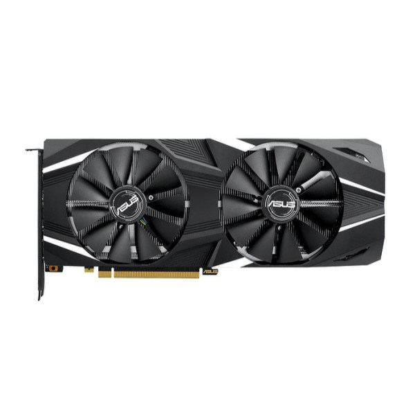 ASUS GeForce RTX 2080 DUAL Advanced 8 GB GDDR6 Graphics Card (90YV0C32-M0NM00)