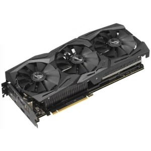 ASUS GeForce RTX 2070 ROG Strix Gaming OC 8GB GDDR6 Graphics Card (90YV0C90-M0NA00)