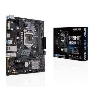 ASUS PRIME H310M-E R2.0 LGA 1151 Intel H310 DDR4 Micro ATX Motherboard (90MB0Z20-M0EAYC)