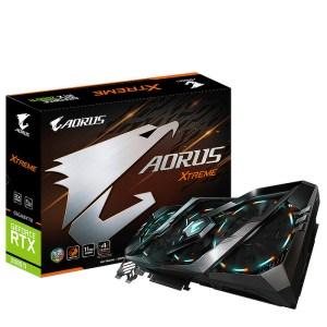Gigabyte GeForce RTX 2080 Ti AORUS Xtreme 11GB GDDR6 Graphics Card (GV-N208TAORUS X-11GC)