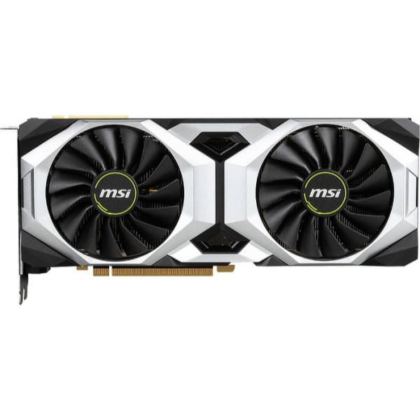 MSI GeForce RTX 2080 Ti VENTUS OC 11 GB GDDR6 Graphics Card (RTX 2080 Ti VENTUS 11G OC)