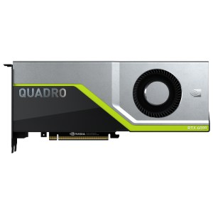 PNY Quadro RTX 6000 24GB GDDR6 Graphics Card (VCQRTX6000-PB)