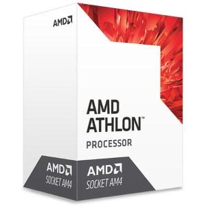 AMD Athlon 240GE 3.5 GHz Socket AM4 2-Core Processor (YD240GC6FBBOX)