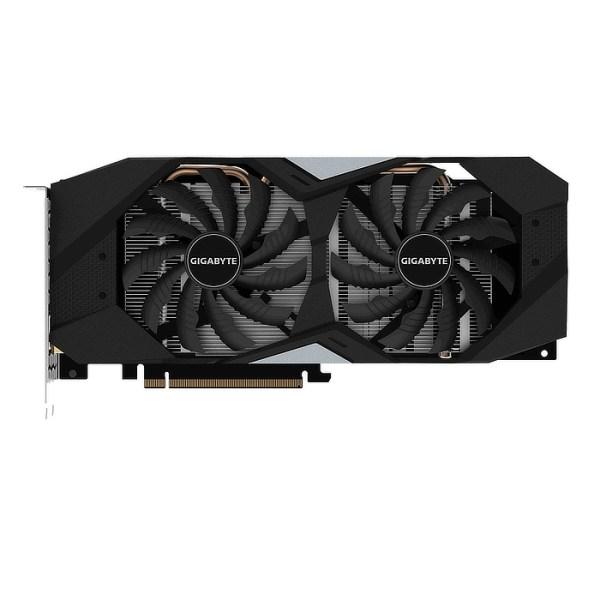 Gigabyte GeForce RTX 2060 WF2 OC 6GB GDDR6 Graphics Card (GV-N2060WF2OC-6GD)