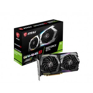 MSI GeForce GTX 1660 Ti Gaming X 6 GB GDDR6 Graphics Card (GTX 1660 TI GAMING X 6G)