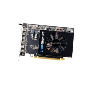 Sapphire GPRO 6200 4 GB GDDR5 Graphics Card (32258-00-10G)