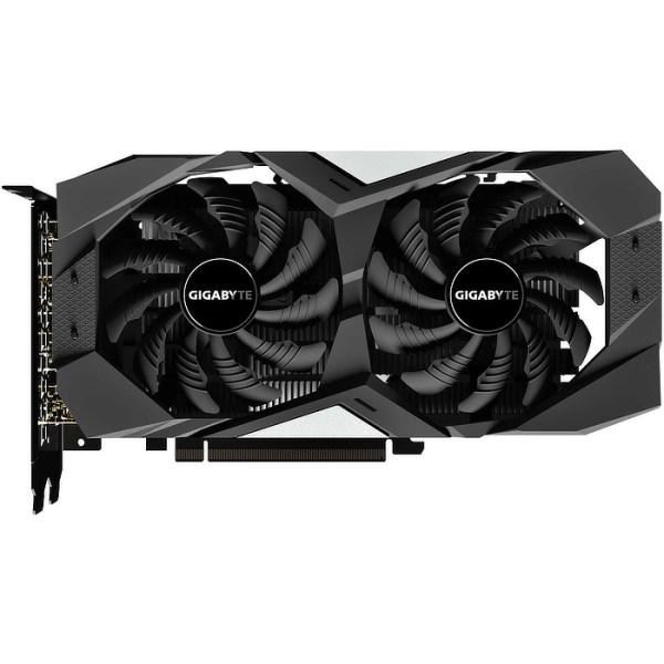 Gigabyte GeForce GTX 1650 Windforce OC 4 GB GDDR5 Graphics Card (GV-N1650WF2OC-4GD)