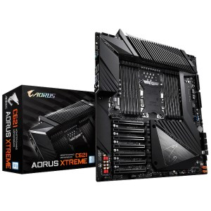 Gigabyte C621 AORUS XTREME LGA 3647 Intel C621 DDR4 Extended ATX Motherboard (C621 AORUS XTREME)