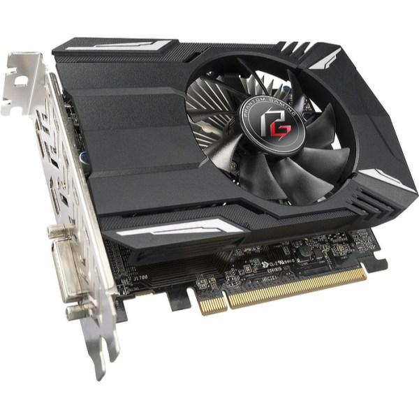 ASRock Radeon RX 550 Phantom Gaming 2 GB GDDR5 Graphics Card (PHANTOM G R RX550 2G)