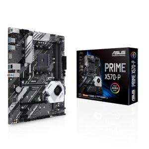 ASUS Prime X570-P Socket AM4 AMD X570 DDR4 ATX Motherboard (PRIME X570-P)