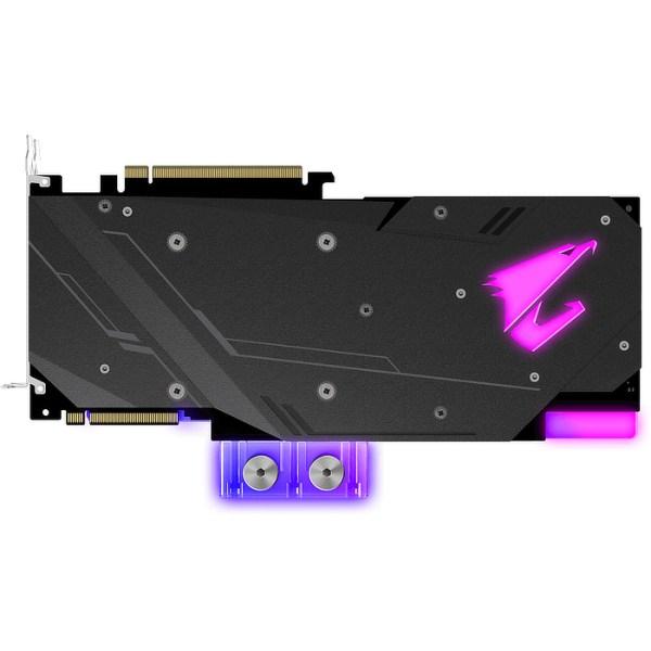 Gigabyte GeForce RTX 2080 SUPER AORUS WB 8 GB GDDR6 Graphics Card (GV-N208SAORUS WB-8GC)
