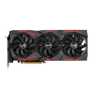 ASUS Radeon RX 5700 XT ROG Strix Gaming OC 8 GB GDDR6 Graphics Card (STRIX-RX5700XT-O8G-GAMING)