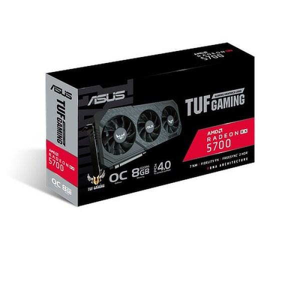 ASUS Radeon RX 5700 TUF Gaming 8 GB GDDR6 Graphics Card (90YV0DC0-M0NA00)