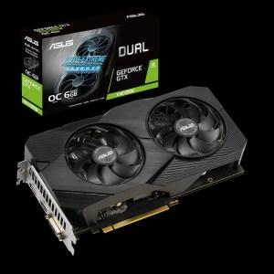 ASUS GeForce GTX 1660 SUPER DUAL EVO OC 6 GB GDDR6 Graphics Card (90YV0DS3-M0NA00)