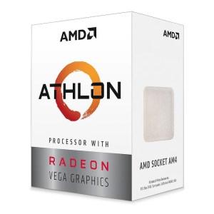 AMD Athlon 3000G 3.5 GHz Socket AM4 2-Core Processor (YD3000C6FHBOX)