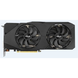 ASUS GeForce RTX 2070 SUPER DUAL EVO OC 8 GB GDDR6 Graphics Card (DUAL-RTX2070-8G-EVO)