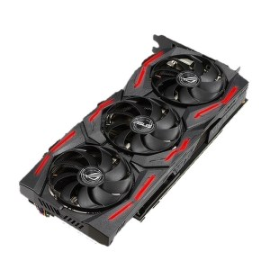 ASUS GeForce RTX 2060 SUPER ROG Strix Gaming EVO OC 8 GB GDDR6 Graphics Card (ROG-STRIX-RTX2060S-O8G-EVO-GAMING)