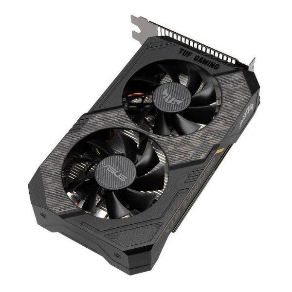 ASUS GeForce GTX 1650 SUPER TUF Gaming 4 GB GDDR6 Graphics Card (90YV0E43-M0NA00)