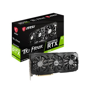MSI GeForce RTX 2070 TRI FROZR 8 GB GDDR6 Graphics Card (RTX 2070 TRI FROZR)