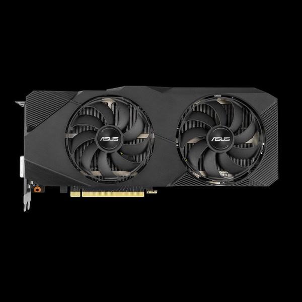ASUS GeForce RTX 2060 SUPER DUAL Advanced EVO V2 8 GB GDDR6 Graphics Card (90YV0DZ1-M0NA00)