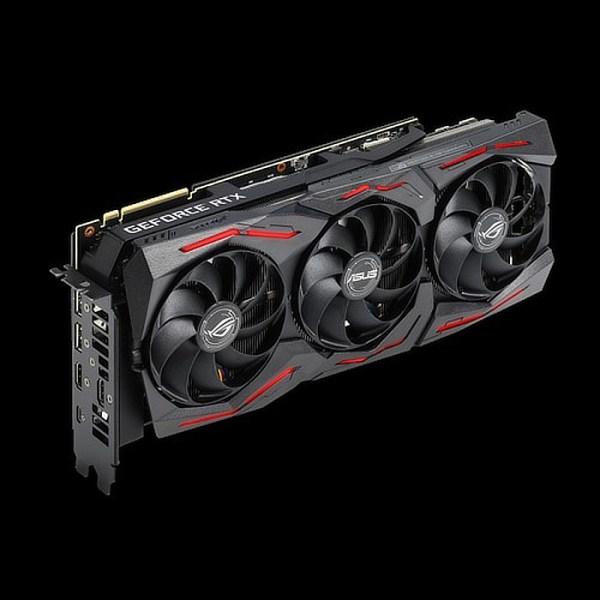 ASUS GeForce RTX 2070 SUPER ROG Strix Gaming Advanced 8 GB GDDR6 Graphics Card (90YV0DI1-MTNA00)