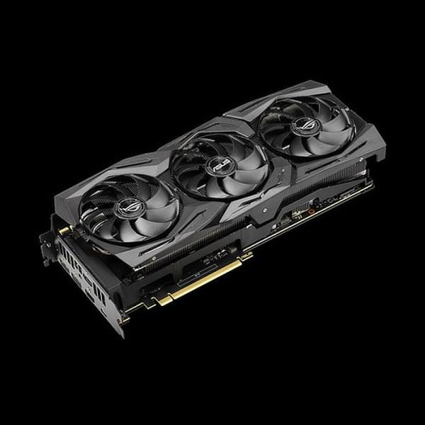 ASUS GeForce RTX 2080 Ti ROG Strix Gaming 11 GB GDDR6 Graphics Card (90YV0CC2-MTNM00)