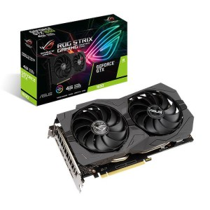 ASUS GeForce GTX 1650 ROG Strix Gaming 4 GB GDDR6 Graphics Card (ROG-STRIX-GTX1650-4GD6-GAMING)