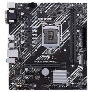 ASUS PRIME H410M-K LGA 1200 Intel H410 DDR4 Micro ATX Motherboard (90MB13I0-M0EAY0)