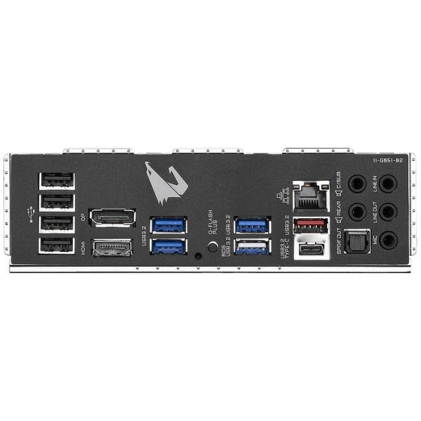 Gigabyte B550M AORUS PRO Socket AM4 AMD B550 DDR4 Micro ATX Motherboard (B550M AORUS PRO)