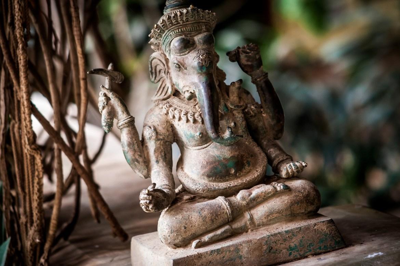 meditationsplatz einrichten