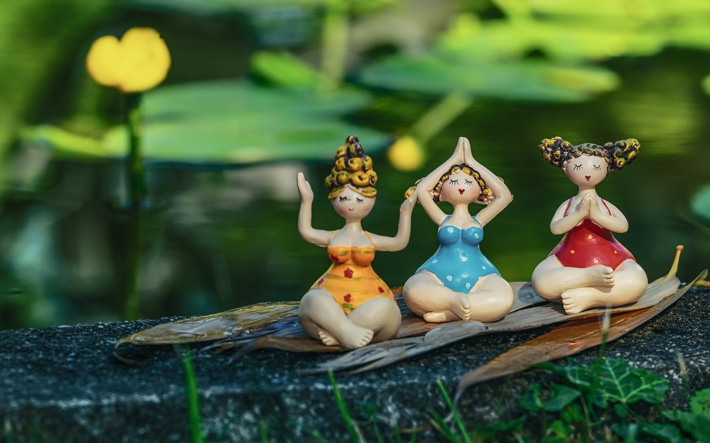 Dinge die beim Meditieren helfen