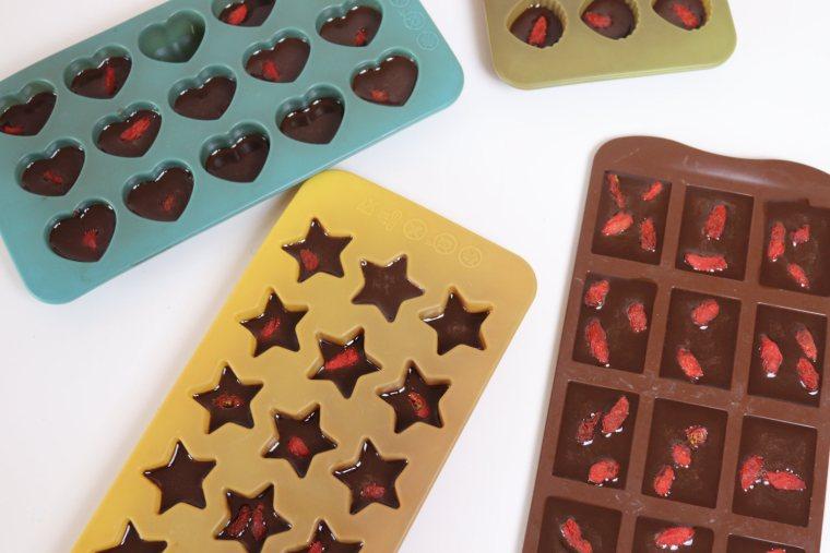 Schokolade ohne Zucker DIY