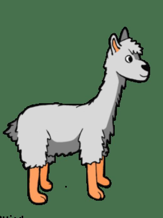 lamas zeichnen lernen  eine anleitung mit 7 schritten