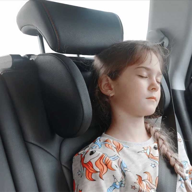 Premium Car Seat Headrest Pillows