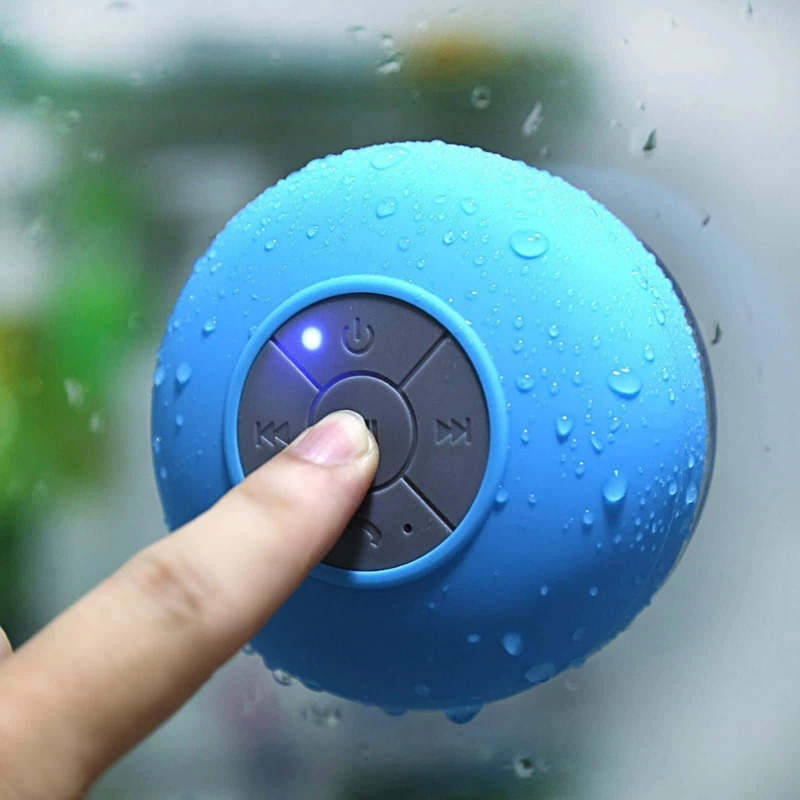 AquaSound Portable Bluetooth Speaker