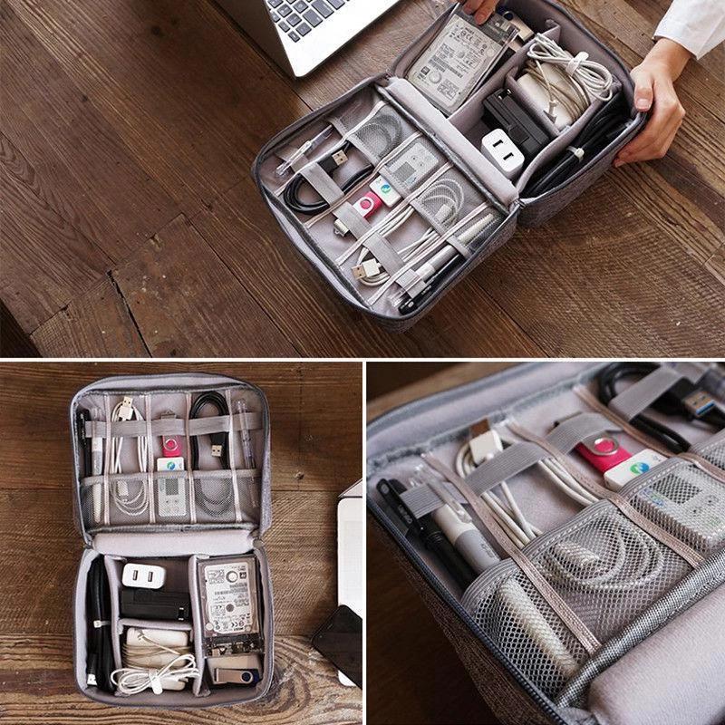 Waterproof Tech Travel Organizer Bag3
