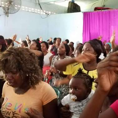 Praise and worship!