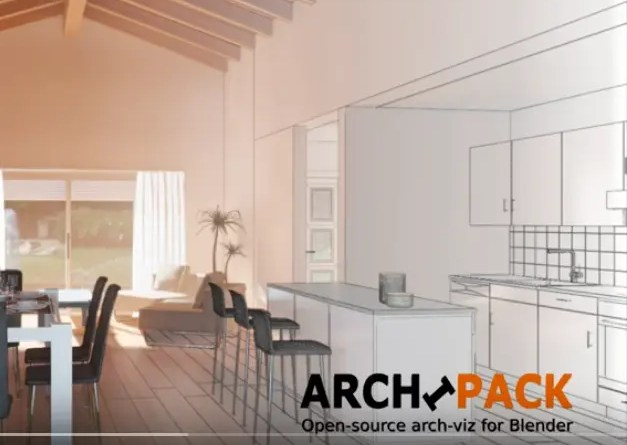 Archipack addon
