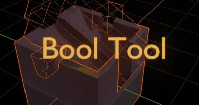 Bool Tool Addon for Blender 2.8