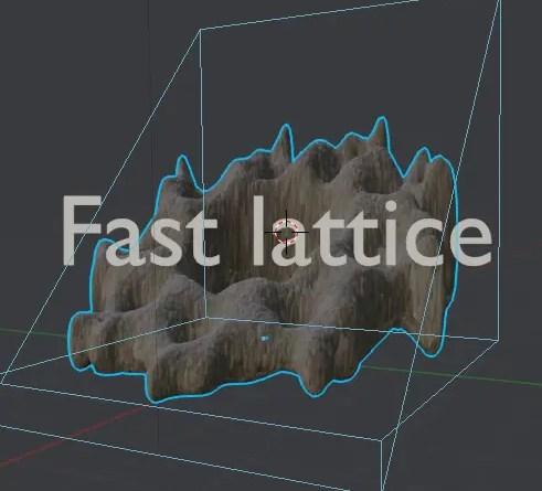 Fast Lattice addon