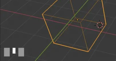 Blender Shortcut VUr