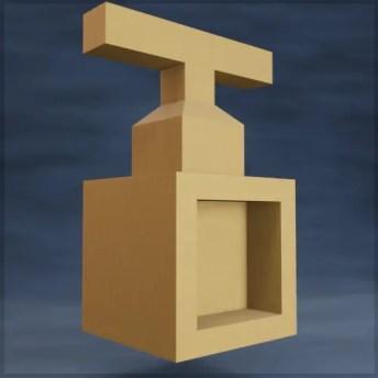 Test model for the Export Paper Model addon