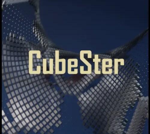 CubeSter Addon - Blender 2.8