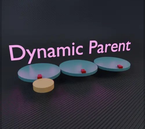 Cover Dynamic parent