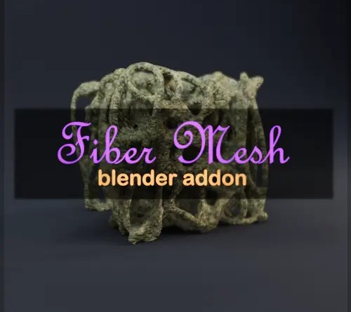 Cover Fiber Mesh Addon