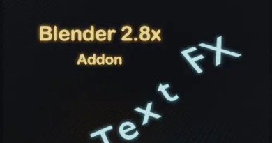 Text FX Addon Cover