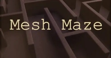 Cover Mesh Maze