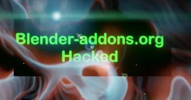 Webiste hacked