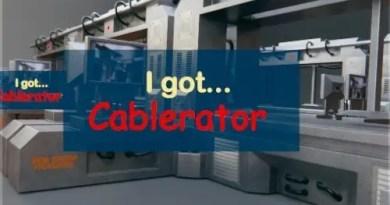 Cablerator Addon - Blender