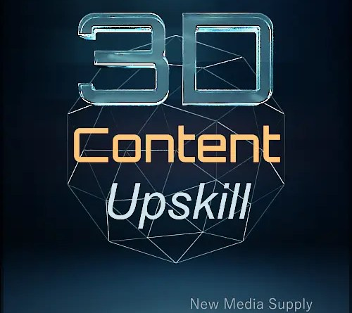 3D Content upskill article